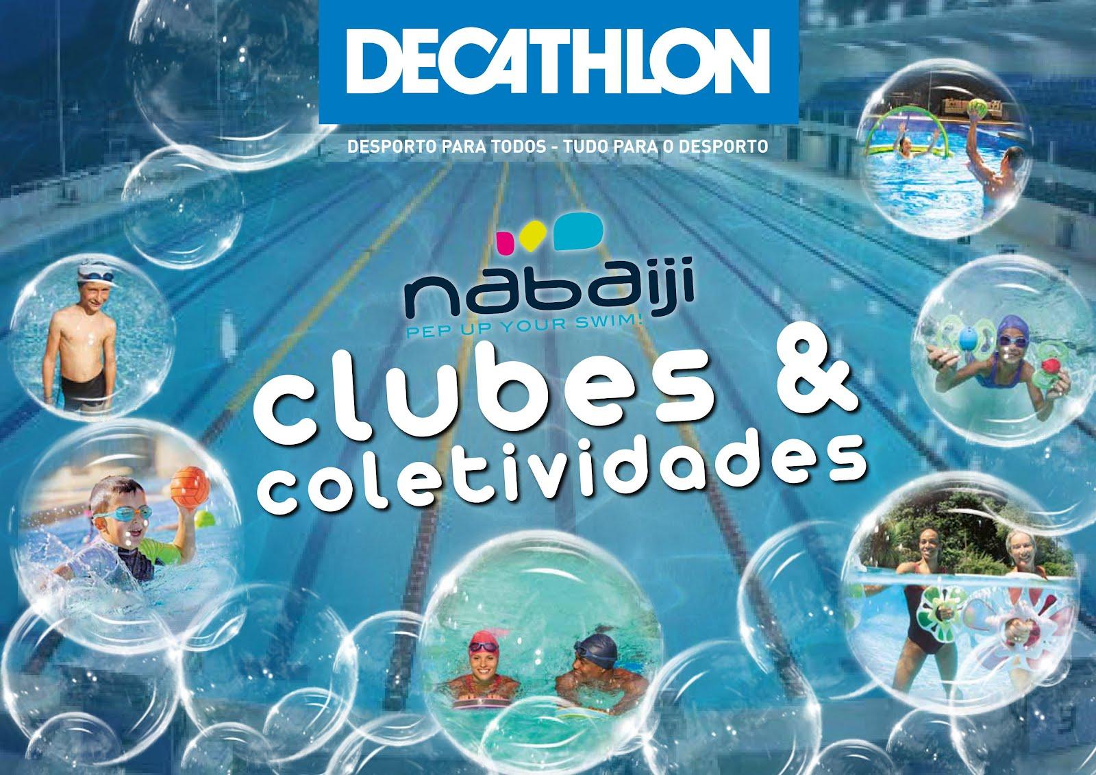 Beba Água  Decathlon  Bom regresso ao Desporto! 944a3a1cd81f1