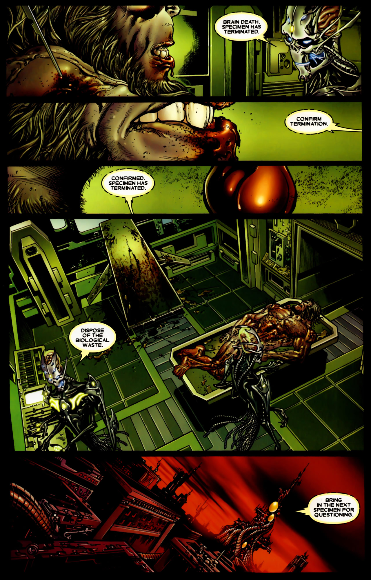 Read online Annihilation: Conquest comic -  Issue #2 - 5