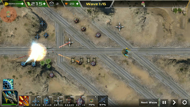 Download Game Defense Legend 3 Mod Tiền cho Android