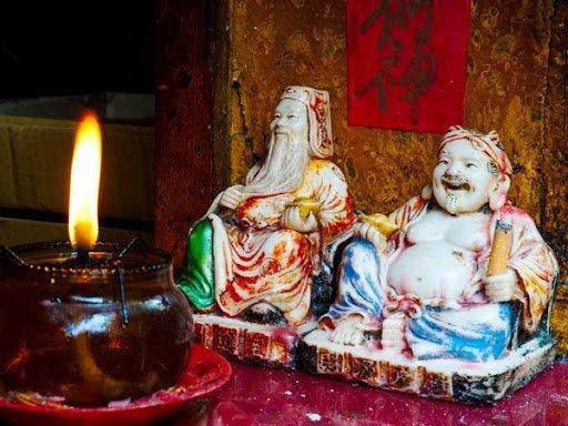 Hướng dẫn chi tiết cách cúng Thần Tài - Địa Chủ - Ông Địa đúng bài