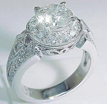 virtual world of blogging beautiful wedding rings - Most Beautiful Wedding Rings