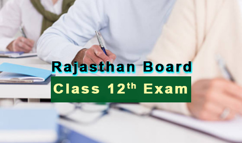 Rbse 12th time table 2018 science arts commerce for 8th board time table