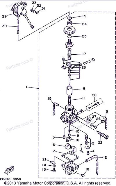 [SCHEMATICS_48IS]  Yamaha Blaster Carburetor Diagram - Yamaha Old Bikes List | Blaster Engine Diagram |  | Yamaha Old Bikes List