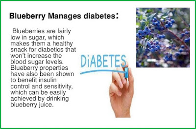 Blueberry for Diabetics