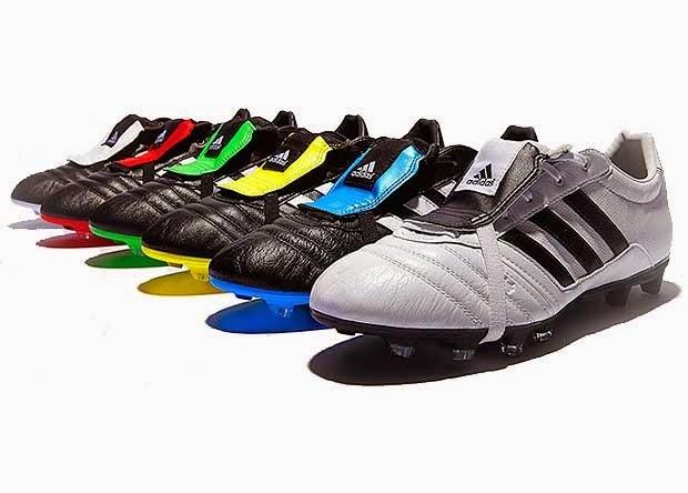 Modelos de botas de la nueva línea Gloro 2015 de adidas