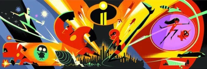 THE INCREDIBLES 2 First Teaser Trailer
