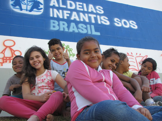 Resultado de imagem para Aldeias Infantis SOS Brasil