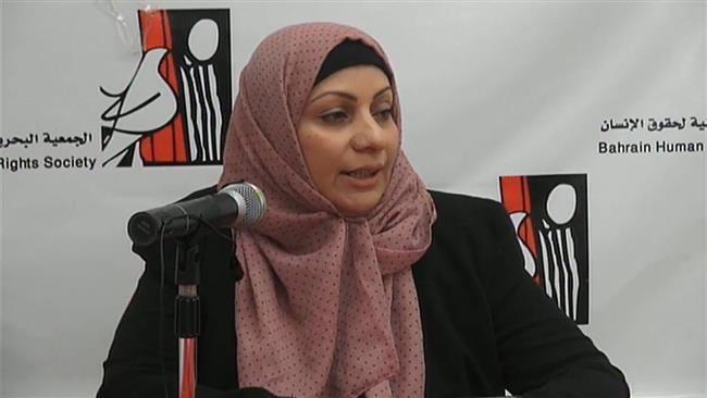 Prominent Bahraini human rights activist Ebtisam al-Saegh goes on hunger strike