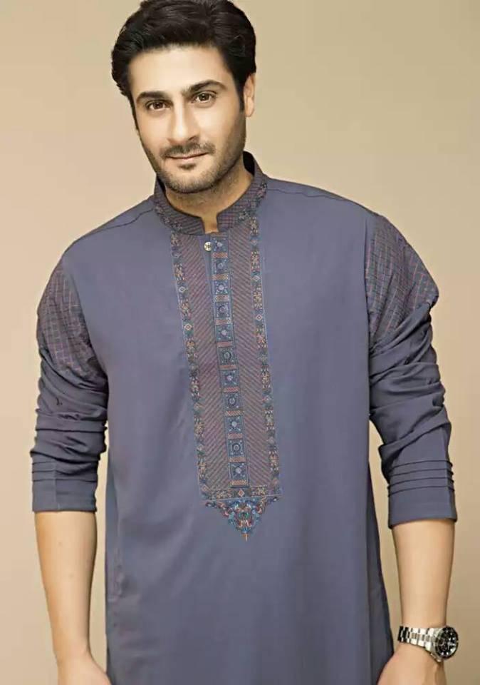 Beautiful Boys Kurta Designs 2016  New Trend Sherwani