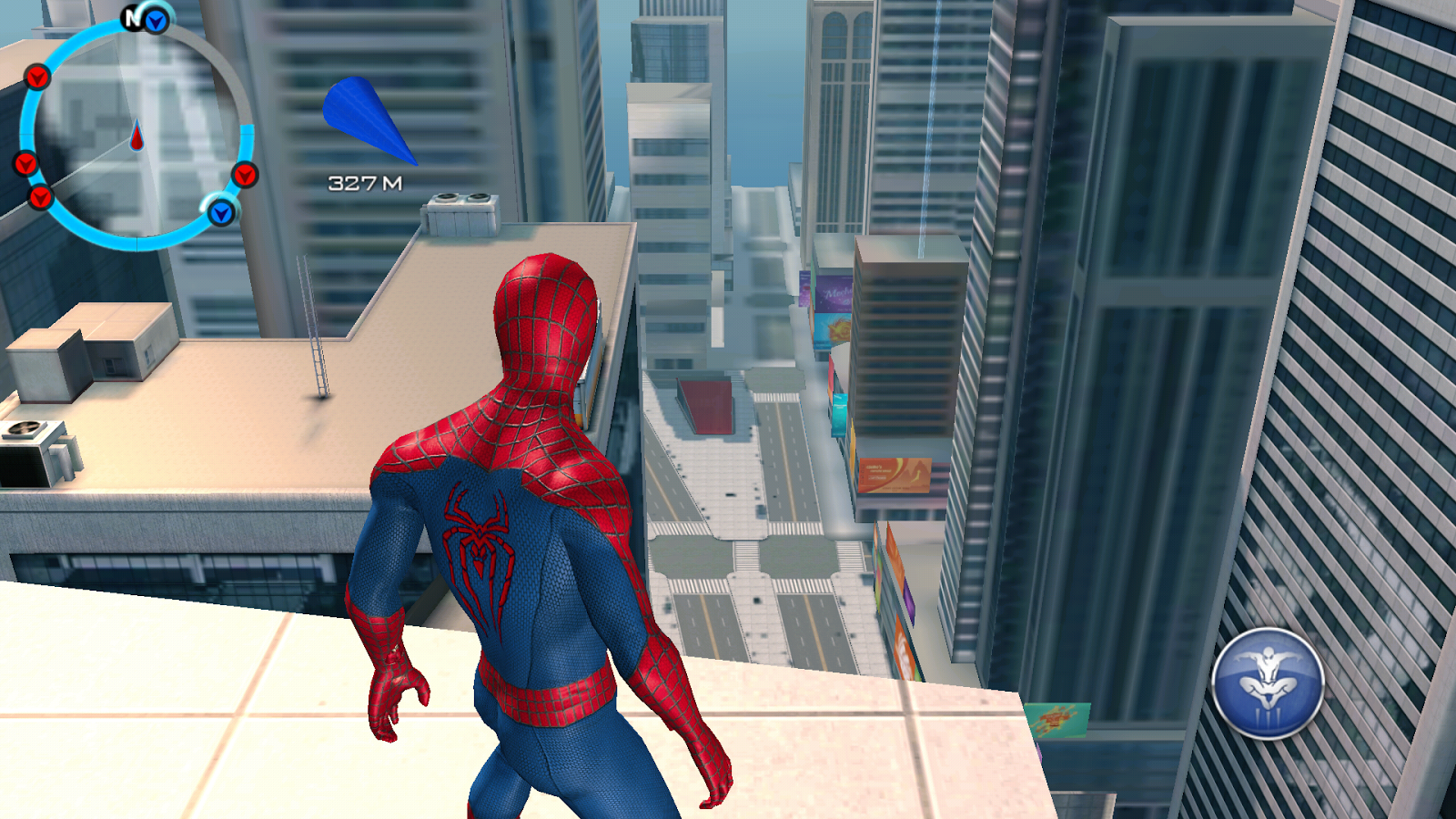 the amazing spider man 2 game free download for android only apk