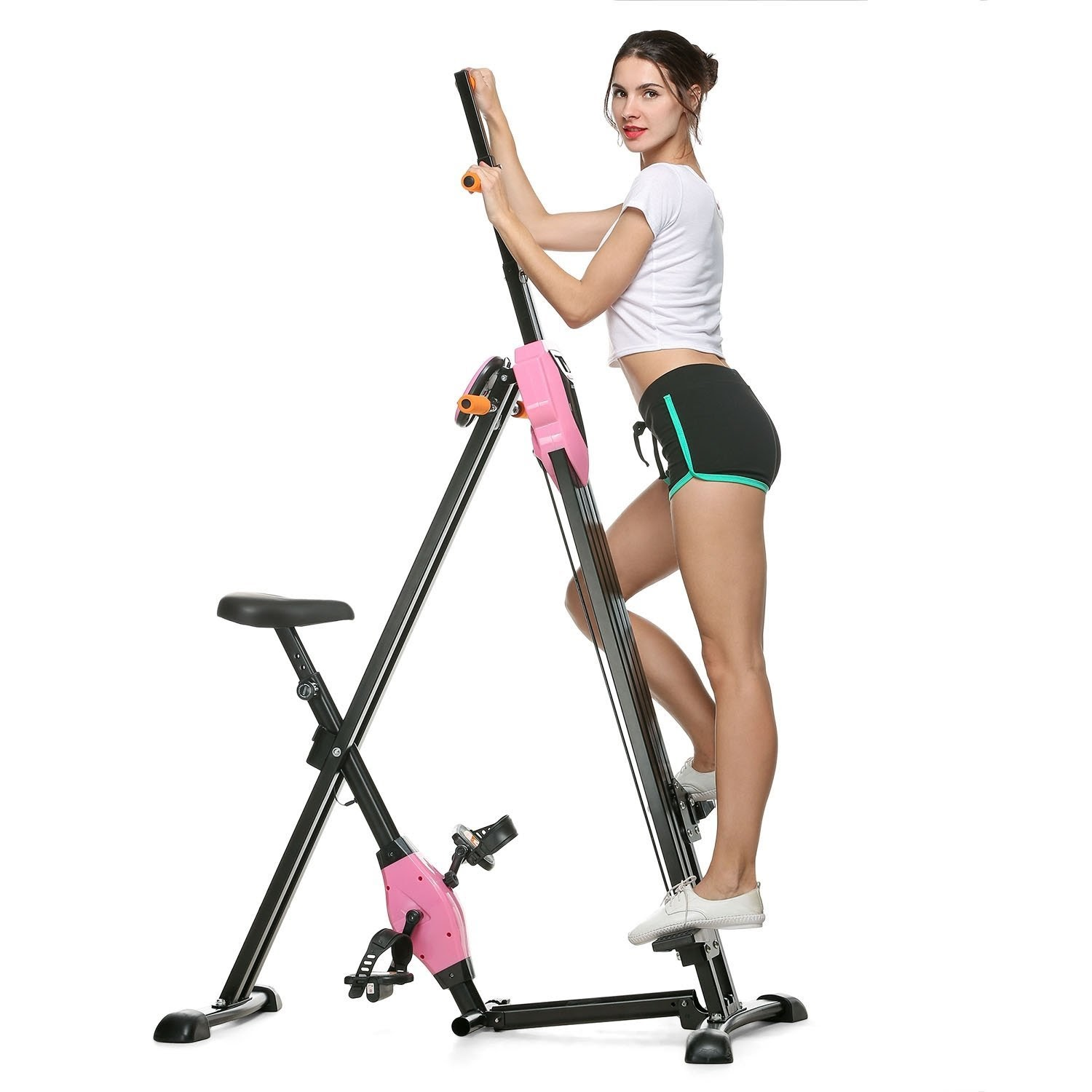Health and Fitness Den: Ancheer Vertical Climber ...