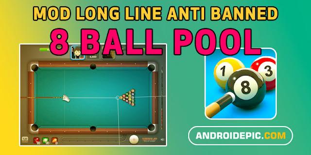 8 Ball Pool Mod Apk Anti Banned Terbaru