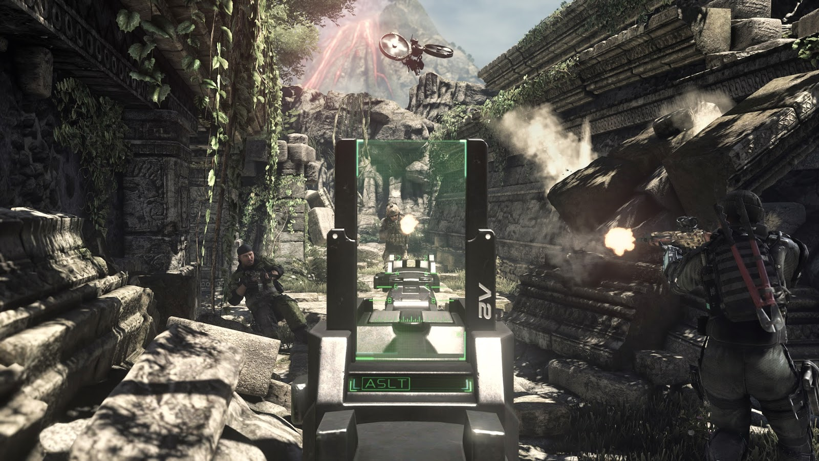 Call of Duty: Ghosts Gets New Devastation DLC On Xbox One and