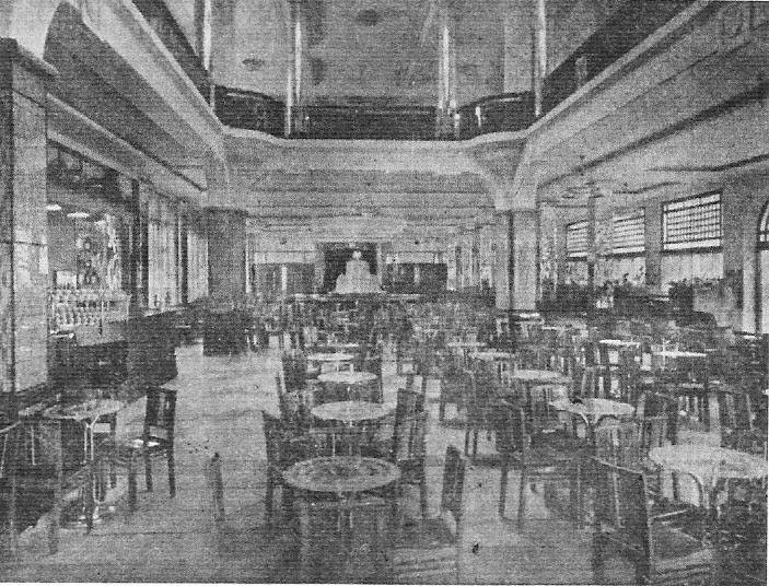 Foi adquirido em 1939 por um grupo de comerciantes e industriais do Porto  que fizeram a sua adaptação para o café Palladium, cujo interior foi de  autoria do ... 7bc2589e56