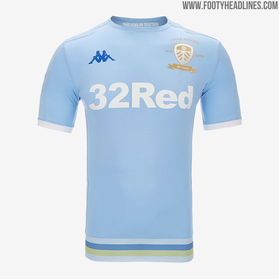 Leeds United 19-20 Third Kit Released - Footy Headlines