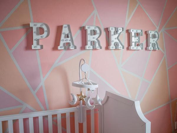 Parker's Nursery Reveal