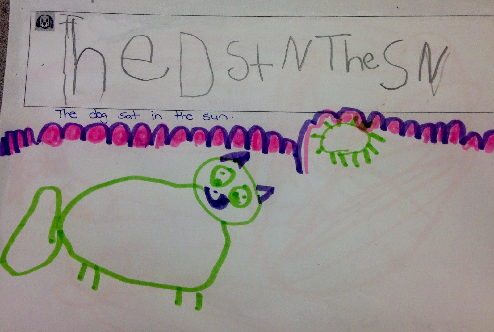 Snippets N Stuff Kindergarten Writing Assessments