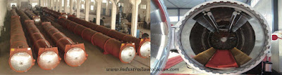 Wood Cooking Autoclave