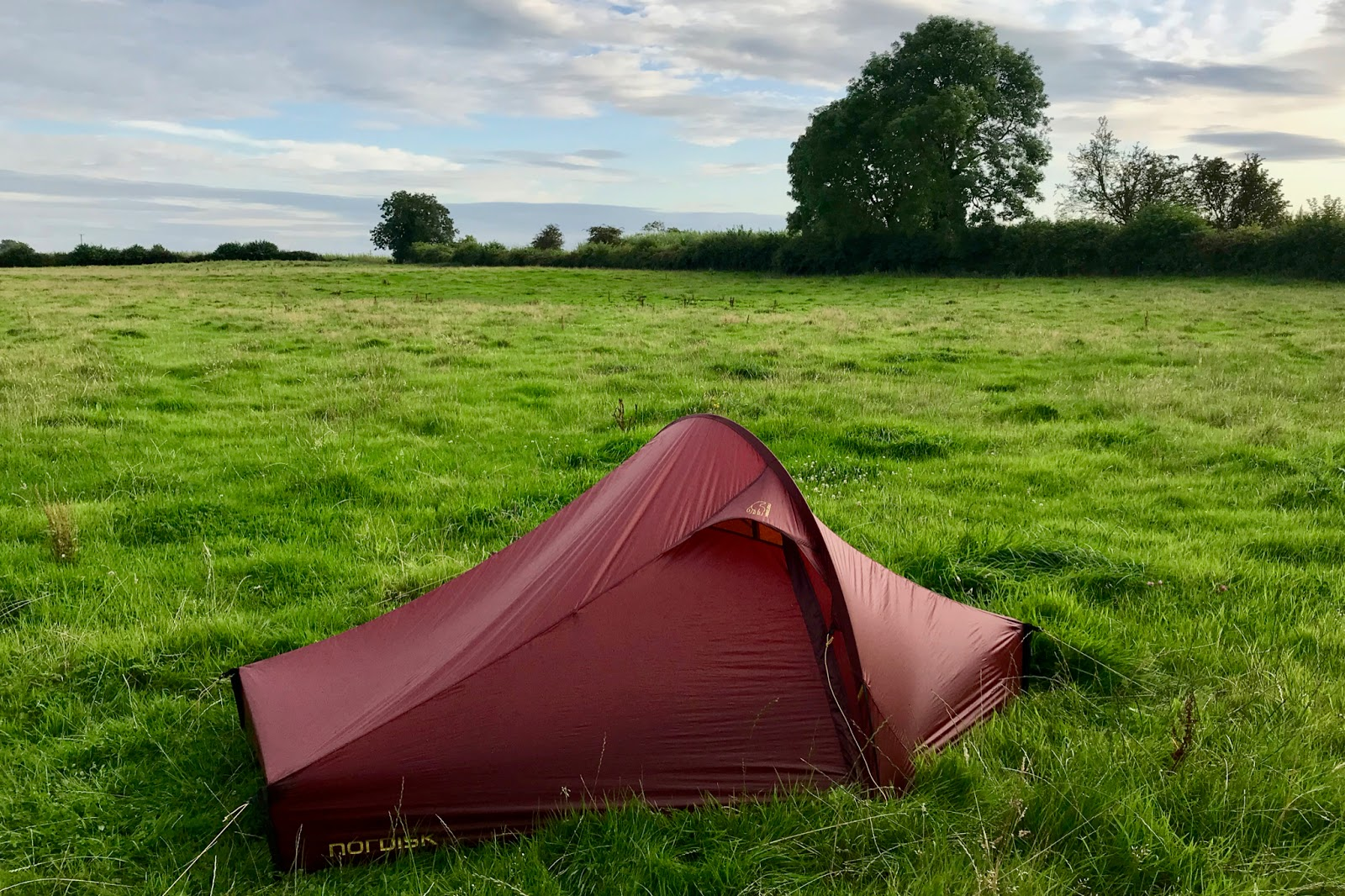 Wild Camping Ireland | Tim Wiggins