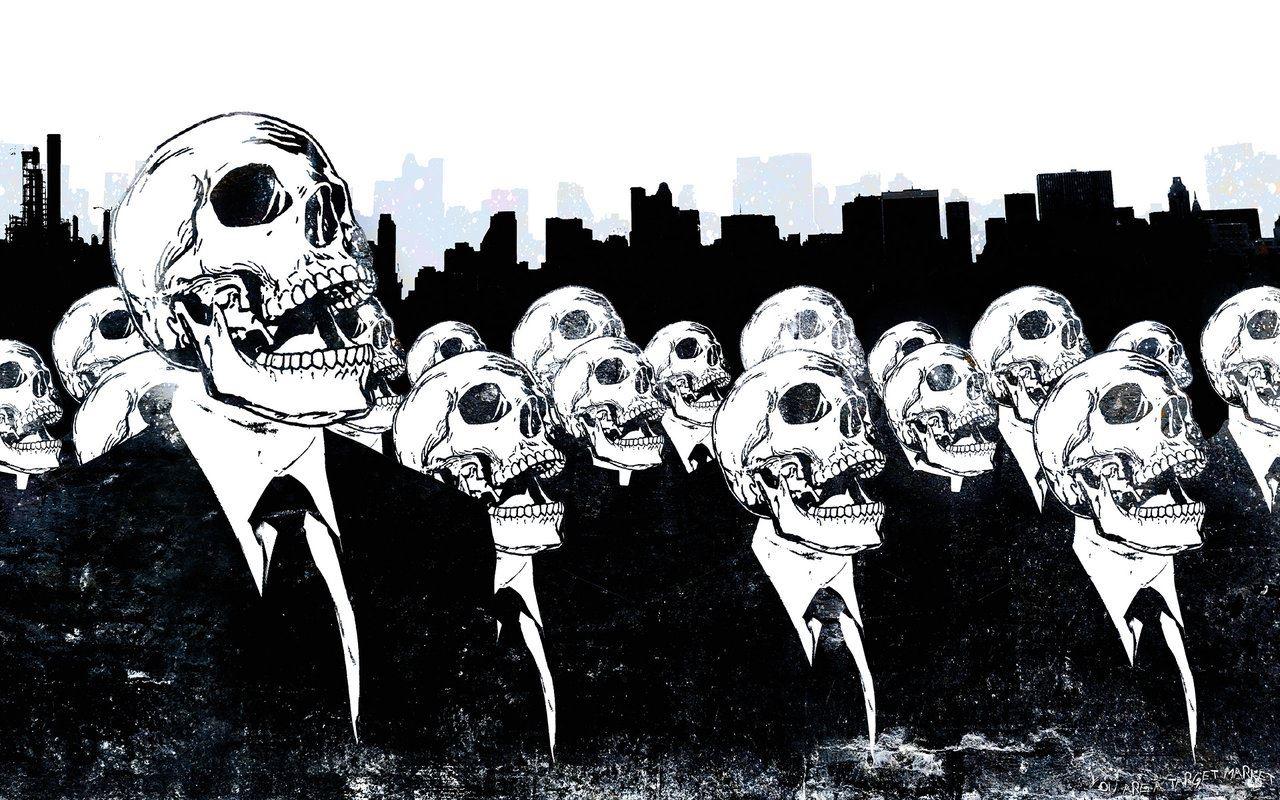 O poder dominador do capitalismo exploração e escravização no mundo
