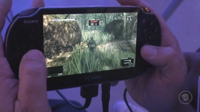 Metal Gear Solid Vita
