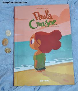 Laura Crusoe: Náufraga.