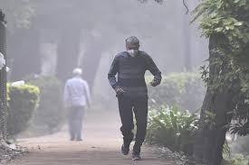New Delhi pollution level