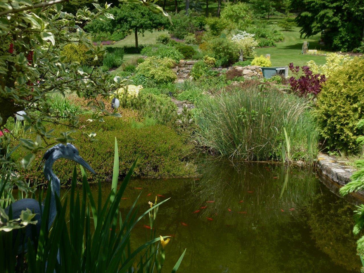 Le blog de parcs et jardins de l 39 oise visite pjo du for Jardin et