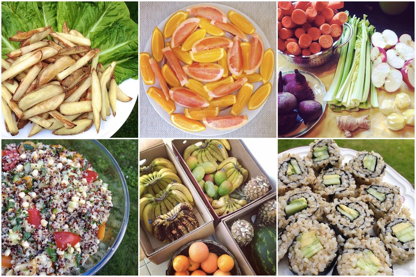 High carb low fat vegan blog recipes
