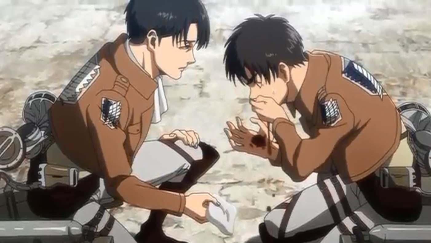 Shingeki No Kyojin | Attack On Titan Season 3 Episode 12 Subtitle Indonesia