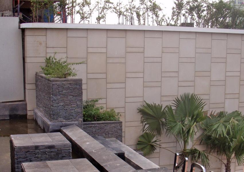 5 jenis batu alam untuk dinding dengan variasi pemasangan