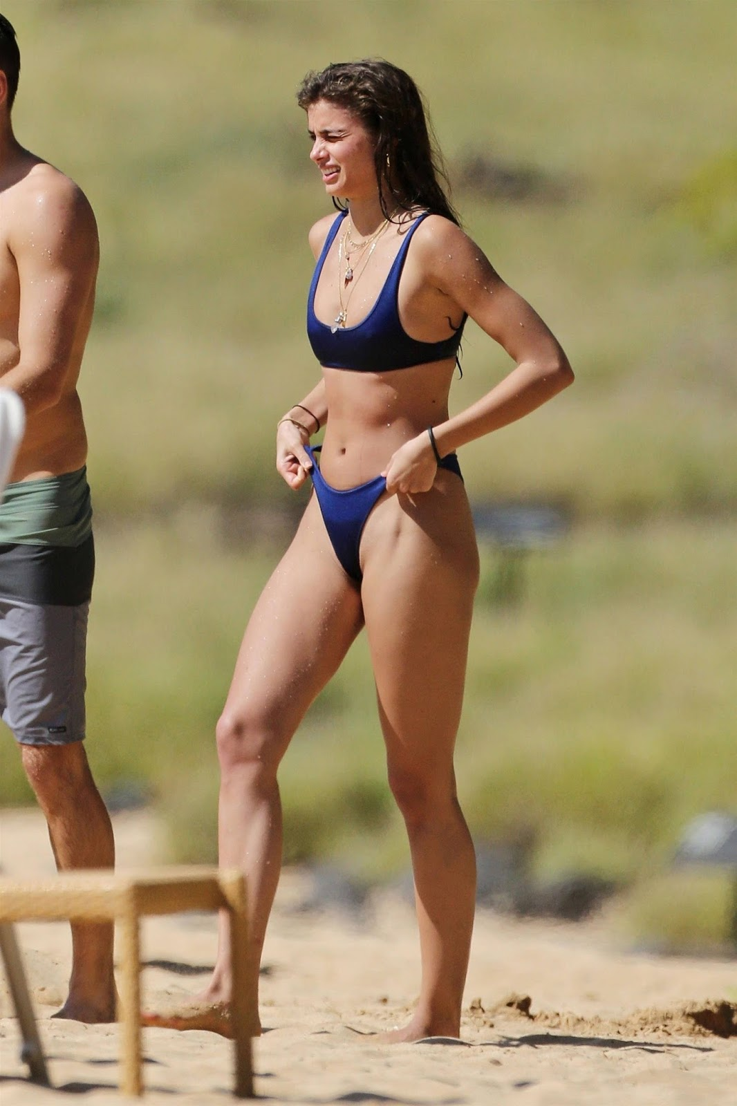Taylor Hill Wearing a Bikini