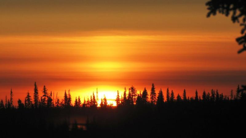 Tips Membuat Foto Siluet Andry Blog Memperlihatkan Keindahan Matahari Keadaan