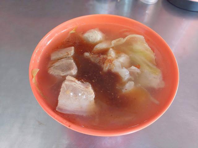台南豪味道古早味旗魚焿