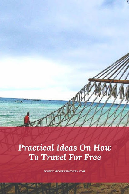 Practical ideas on how to travel for free