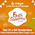 FestiSabores 2018 - del 01 al 04 de noviembre