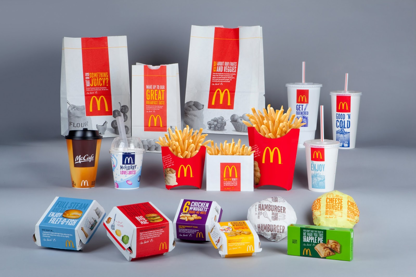 Battle Obesity With Plain Packaging For Fatty Foods Says