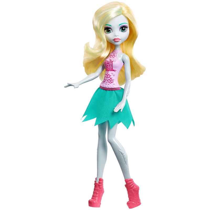 Monster High First Day Of School Draculaura Doll Removable Shoes