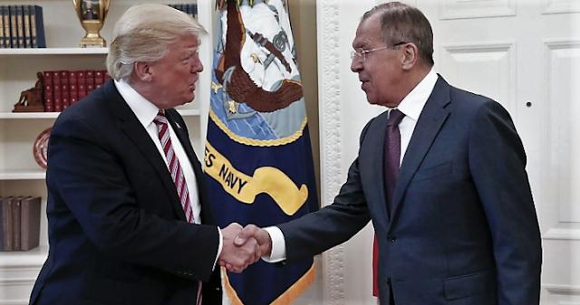 Το αμερικανικό άρμα, οι «Πρέσπες» και η ρωσική σφήνα