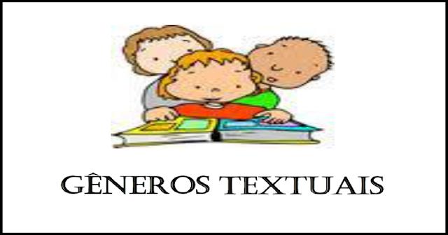 Trabalho sobre gêneros textuais - atividades para alunos do 4º ano do Ensino Fundamental.