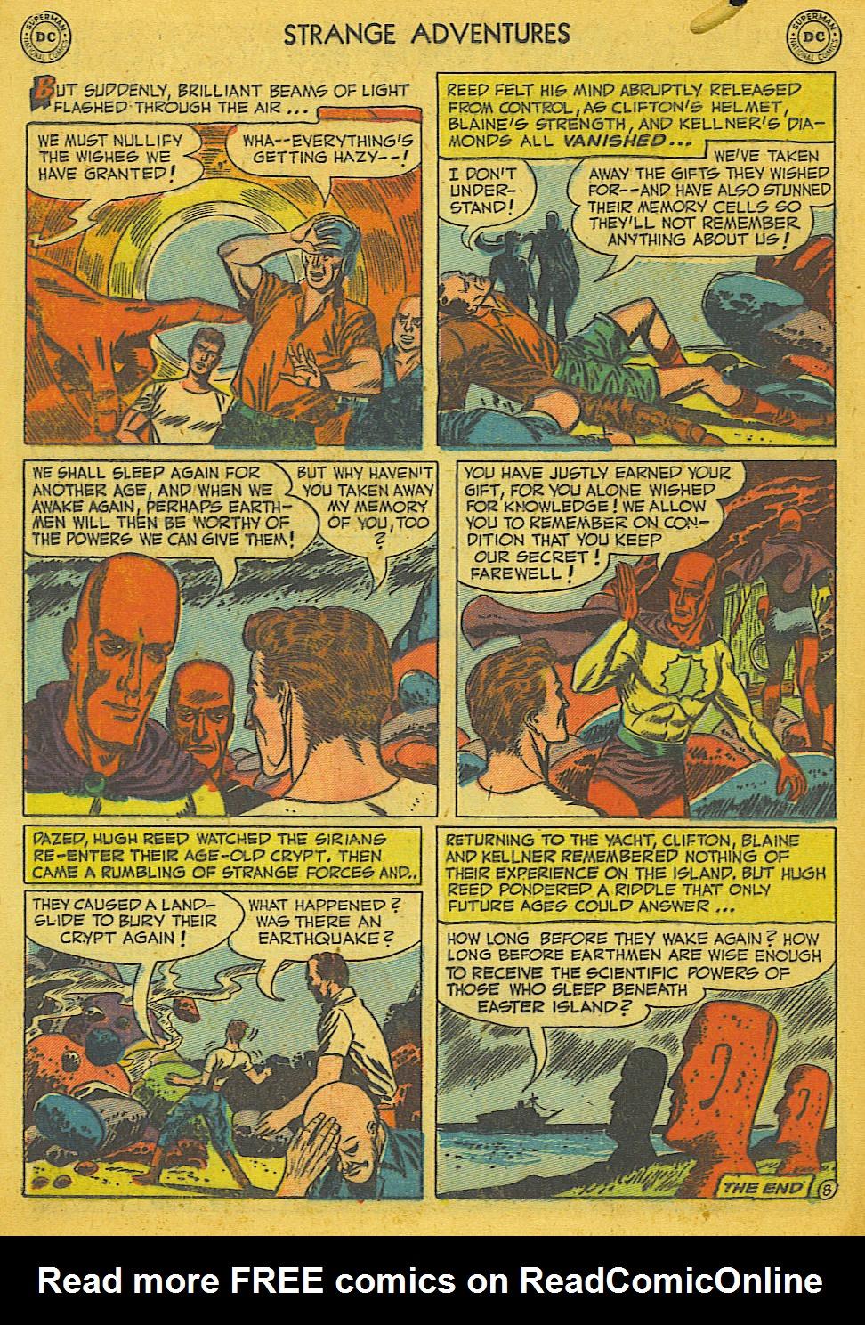 Strange Adventures (1950) issue 16 - Page 20