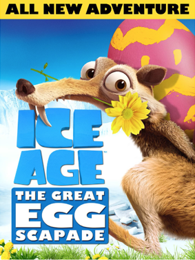 Download Film Ice Age: The Great Egg Scapade (2016) Ganool Movie