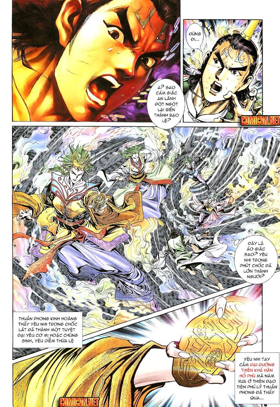 Đại Đường Uy Long chapter 82 trang 14