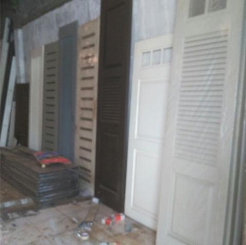 Pintu besi versi 3
