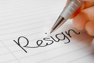 Gara-gara Ini Isteriku Resign