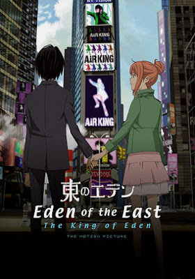 Eden of the East Movie I: The King of Eden | 480p | BDRip | Dual Audio