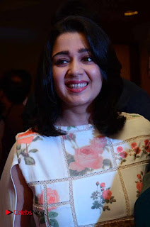 Actress Charmi Kaur Pictures at Nirmala Convent Movie Premier Show 0001