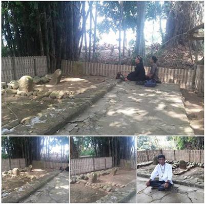 Makam Eyang Nur Sidik Situraja Sumedang