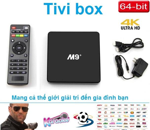Nơi bán Android Tivi Box tại Hải Phòng