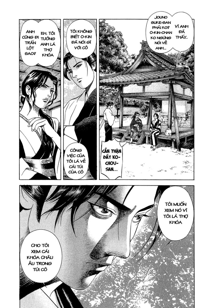 Yamikagishi chap 5 trang 21